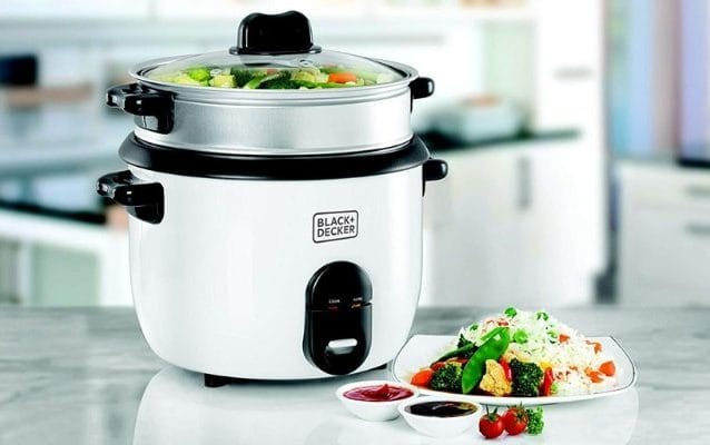 Russell Hobbs 19750-56 Cuociriso Cook and Home
